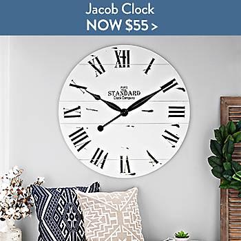 $55 Jacob Clock