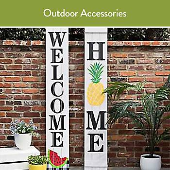 Shop outdoor accessories
