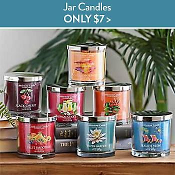 $7 Jar Candles