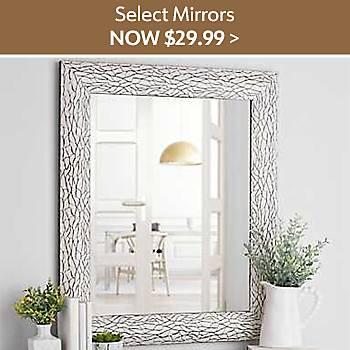 $29.98 Mirrors