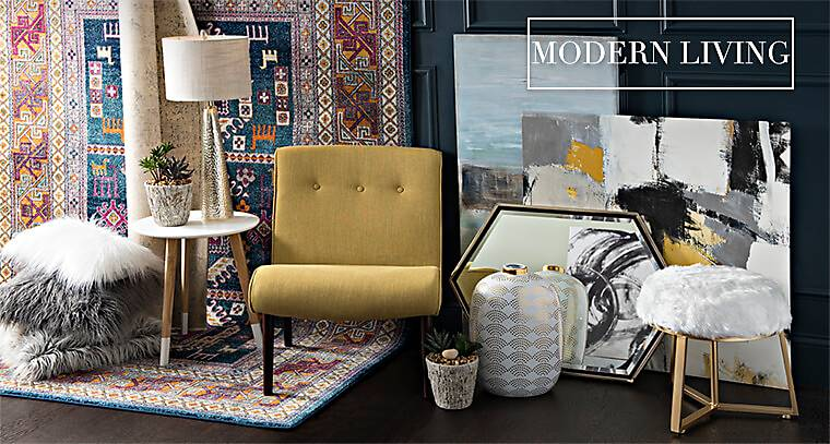 explore new modern furniture and home decor now at kirklands choose modern artwork that speaks to you or modern lighting to brighten your space