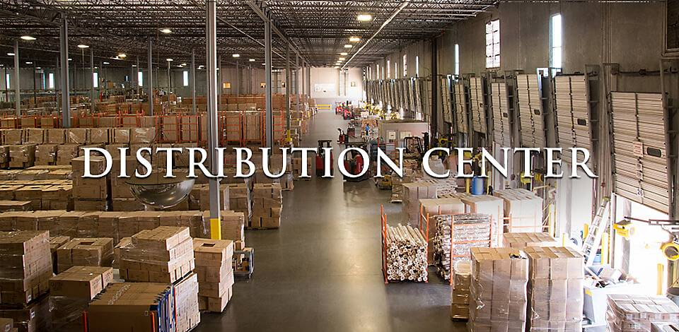 Distribution Center - Make an impact-every day.