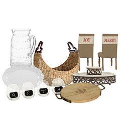 Entertaining Essentials Gift Basket
