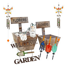 Gardener's Greatest Gift Basket