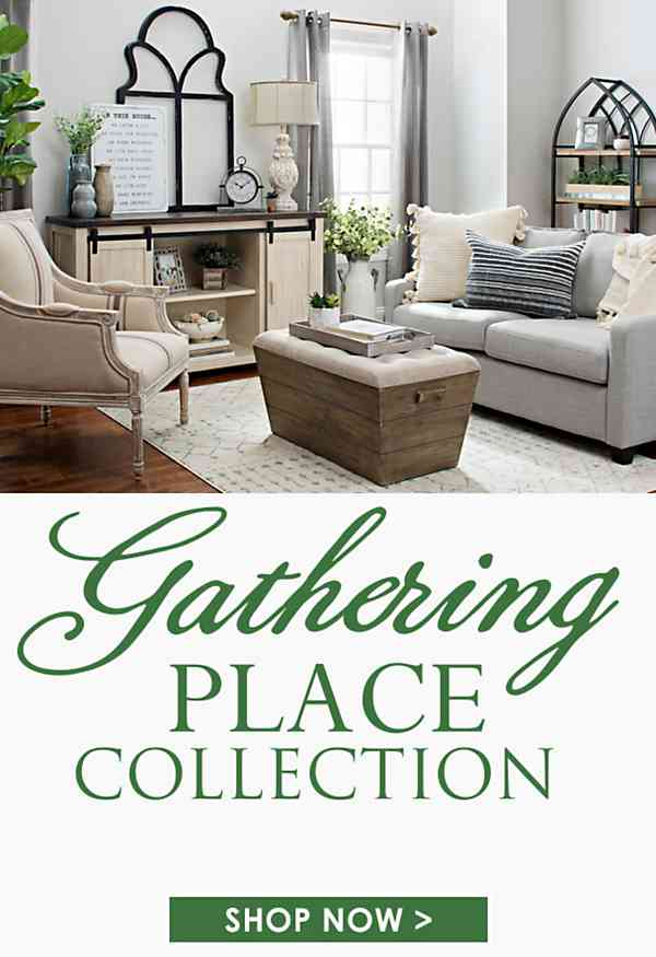 The Gathering Place - Shop Now
