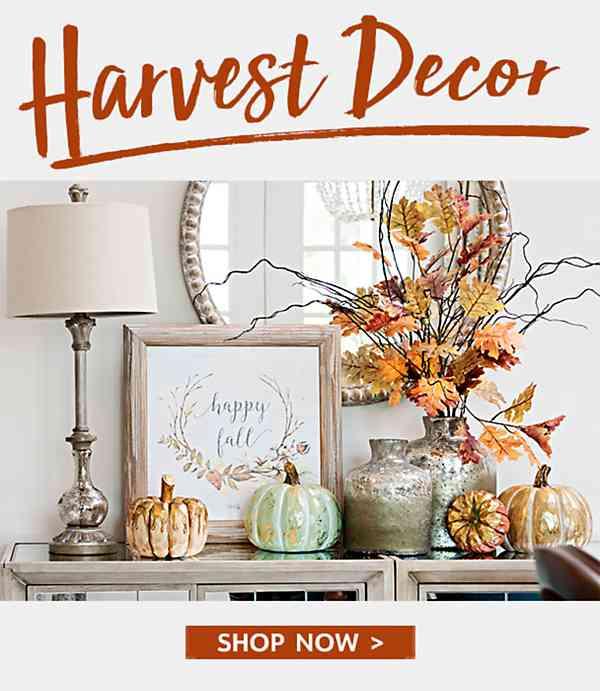 Harvest Decor - Shop Now