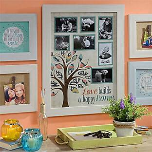Rustic Natural Picture Frame