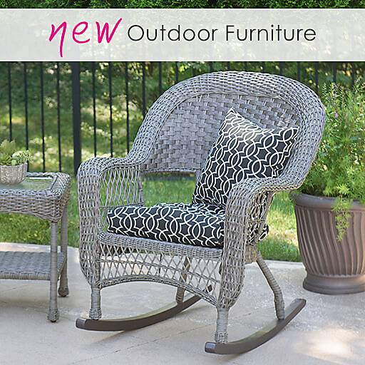 Shop New Outdoor Furniture