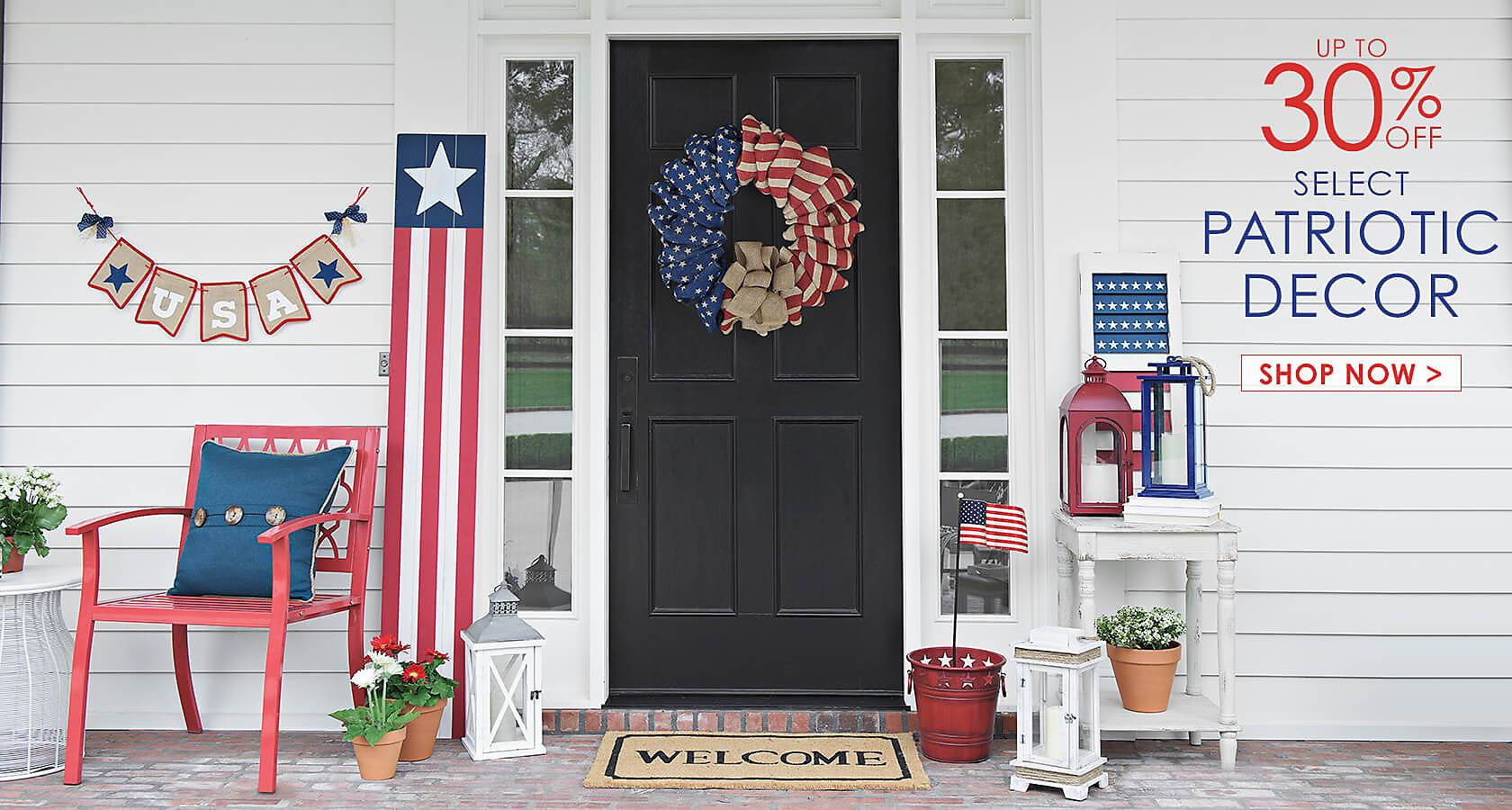 Show Us Your Stars and Stripes - Shop Now
