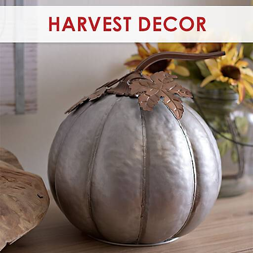 Shop Harvest Decor