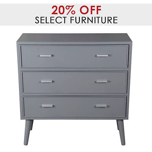 20% Off Select Furniture
