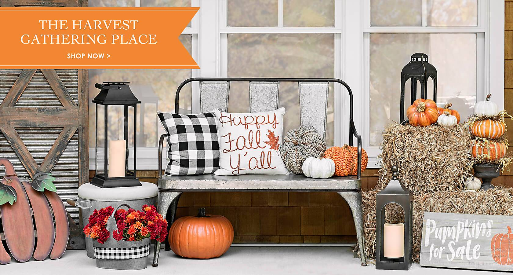 Introducing The Harvest Gathering Place - Shop Now