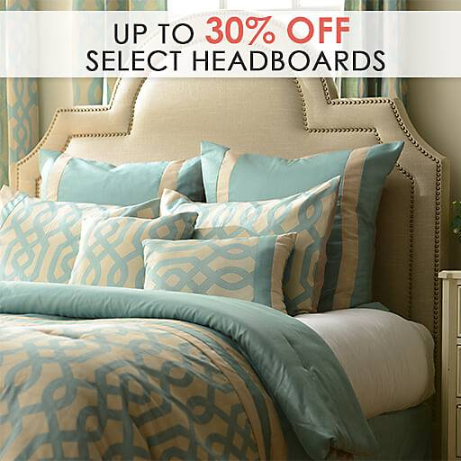 Up to 30% Off Select Headboards