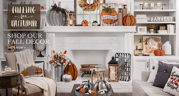 Falling for Autumn, Shop our fall decor - Shop Now