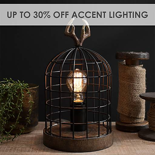 Up to 30% Off Accent Lighting