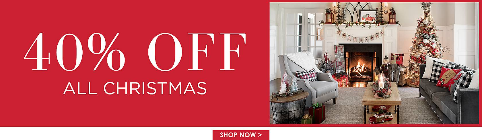 40  Off All Christmas  Hundreds of Items to Choose From    Shop Now. Home Decor  Wall Decor  Furniture  Unique Gifts   Kirklands
