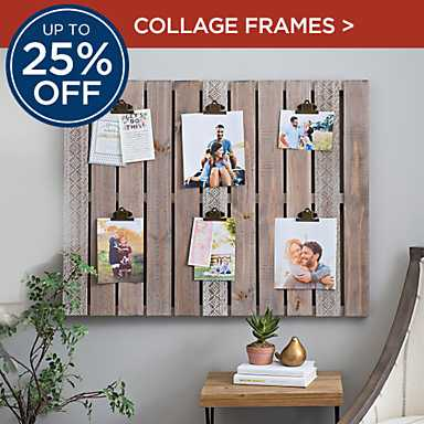 Up to 20% Off CollageFrames