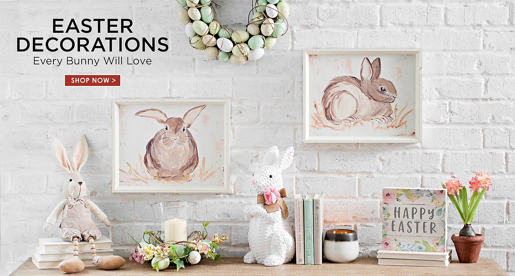 Easter Decorations Every Bunny Will Love - Shop Now