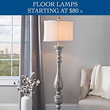 Shop Floor Lamps Starting At 80