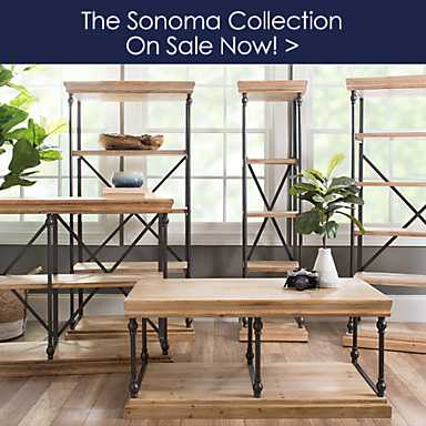 Sonoma Collection - On Sale Now!