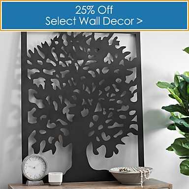 Select  Wall Decor 25% off