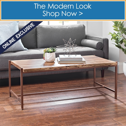 Shop Modern Looks - Online Only