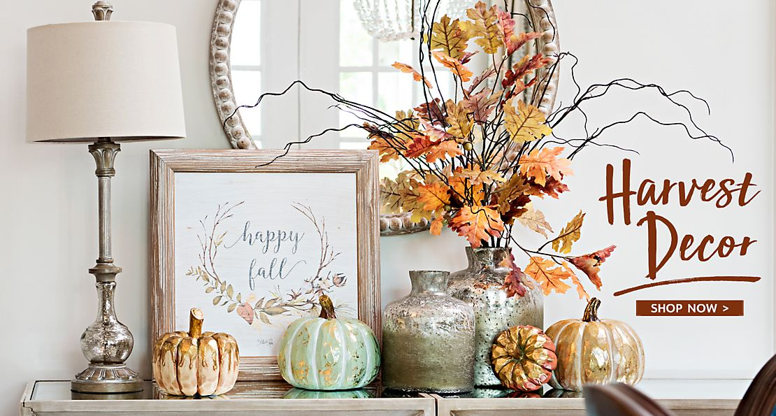 Harvest Decor - Shop Now