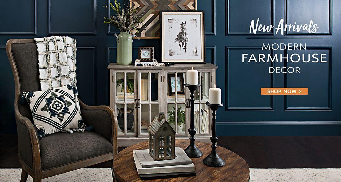 New Arrivals - Modern Farmhouse Decor - Shop Now