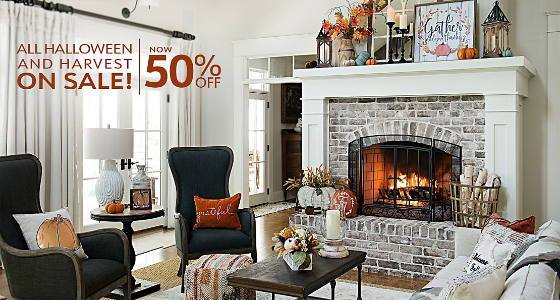 All Halloween & Harvest on Sale - 50% Off - Shop Now