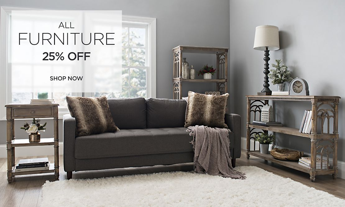 25% Off All Furniture - Shop Now