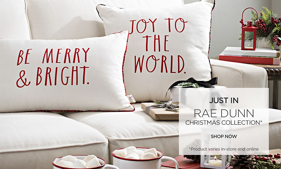 Just In - Rae Dunn Christmas Collection - Product varies in store and online  - Shop Now