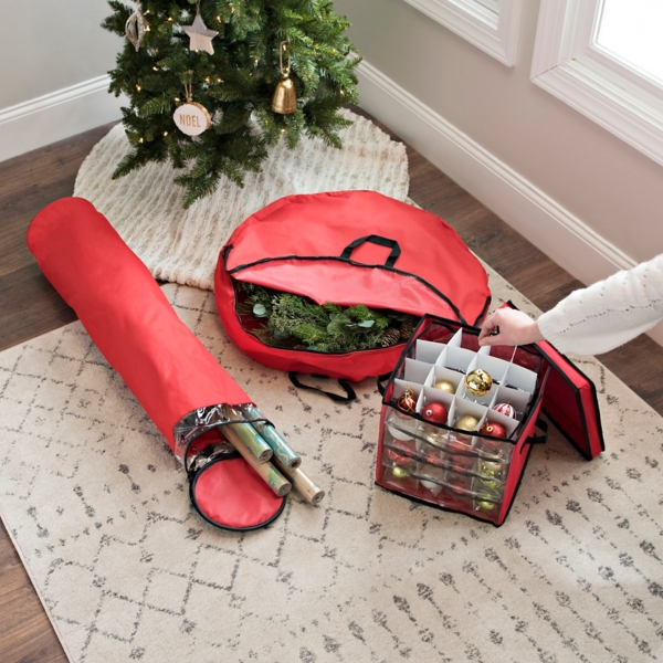Storage for your Christmas Decorations
