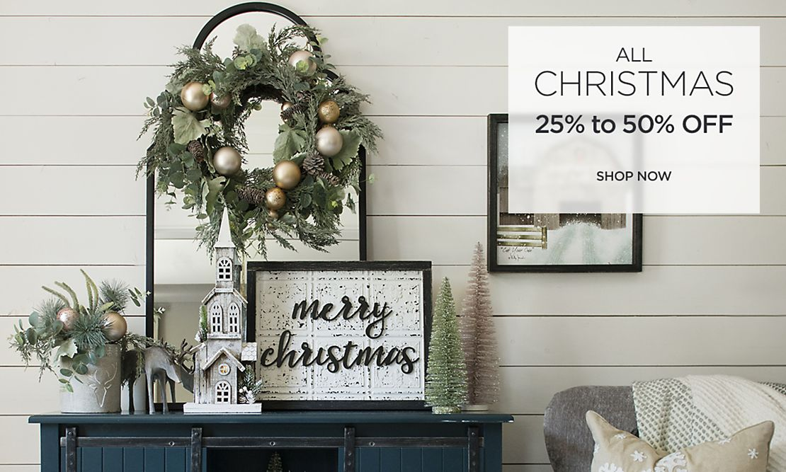 25% to 50% Off All Christmas - Shop Gifts
