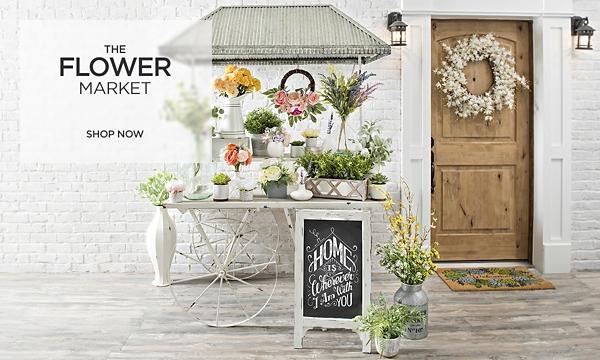 The Flower Market - Shop Now