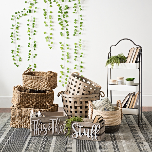 Baskets and racks for yourstorage needs