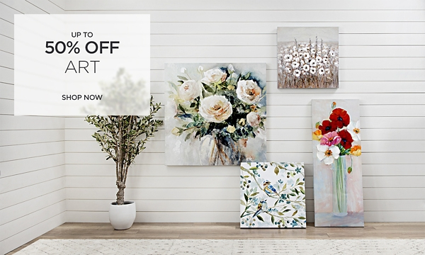 Up to 50% Off Art - Shop Now