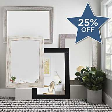 A great selection of wall mirrors