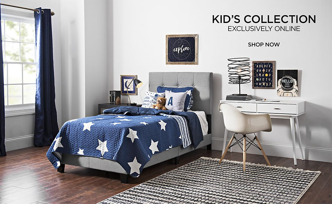 Kid's Collection exclusively online