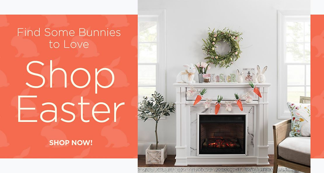 Find Some Bunnies to Love - Shop Easter