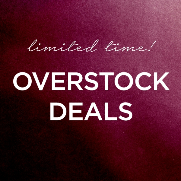 Limited Time Overstock Deals