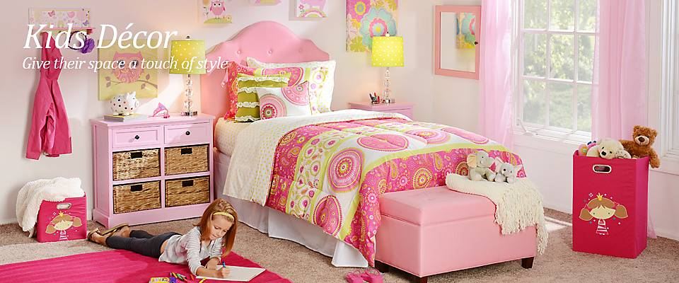 Kirkland's Kids - Give their space a touch of style!