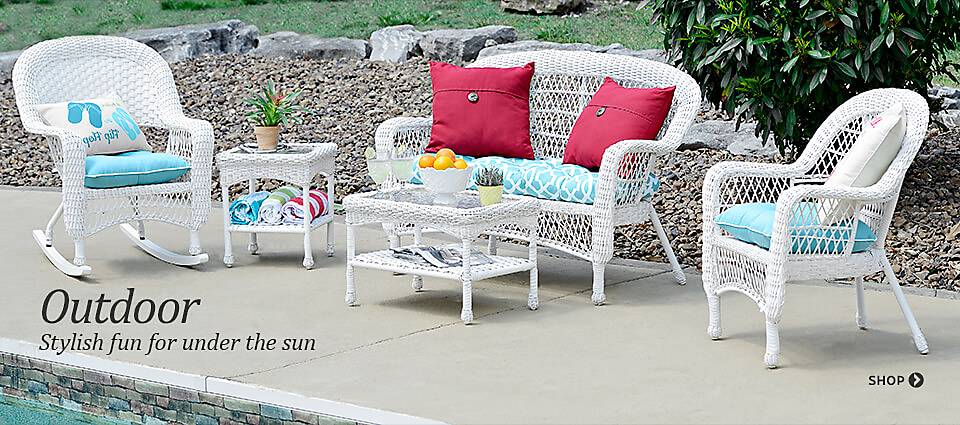 Outdoor - Stylish fun for under the sun!