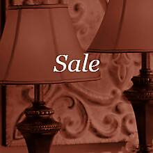 Exclusive online selection for the best sales on lighting
