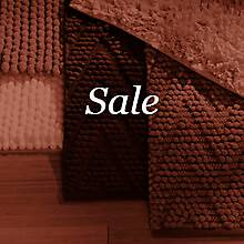 Rugs & Curtains Sale