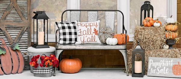 All Harvest Decor