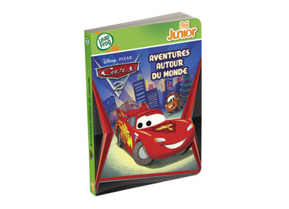 Tag™ Junior Book: Disney•Pixar Cars 2 - French Version