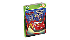 Livre Tag™ Junior - Cars 2 Disney•Pixar - Version française