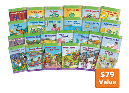 LeapReader™/Tag™ Learn to Read Ultimate Book Bundle