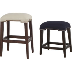 THE CHRISTY DILLARD COLLECTION BY LORTS Barstool and Counter Stool