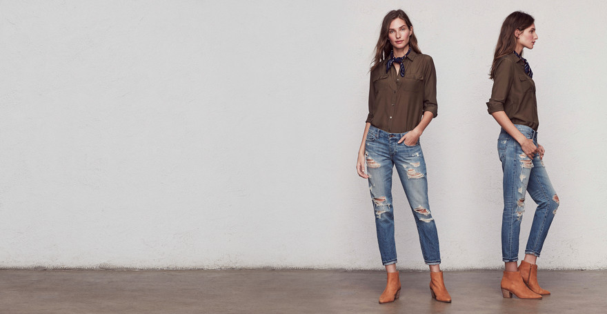 Women's Sienna Fit Jeans